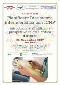 Pianificare l'assistenza infermieristica con ICNP – Introduzione all'utilizzo e prospettive in area critica @ AULA MAGNA ASST NIGUARDA