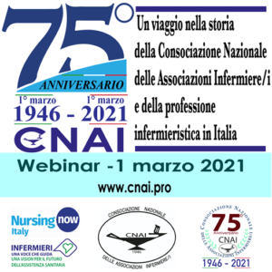 Un viaggio nella storia della CNAI e della professione infermieristica in italia